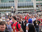 File:San Diego Comic-Con 2011 is over! - fans pour out of the convention center (6039800114).jpg