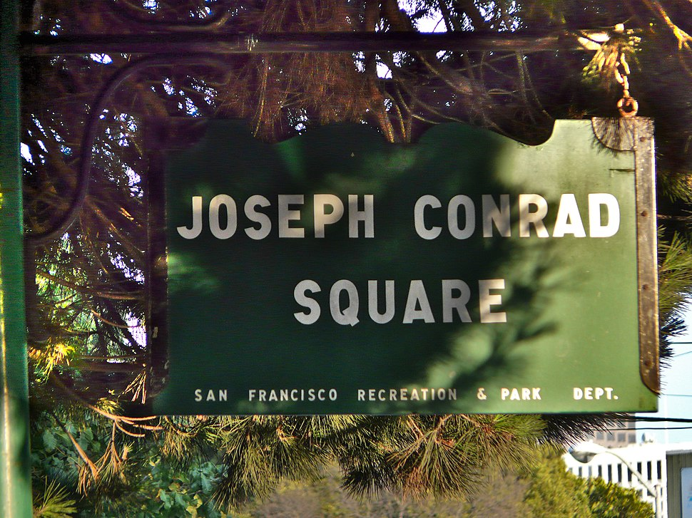 San Francisco - Joseph Conrad Square 03