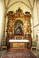 San Michele altare restaurato.JPG