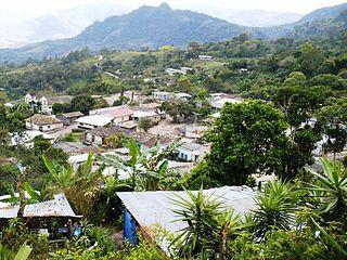 San Rafael, Lempira Municipality in Lempira, Honduras
