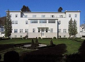 Josef Hoffmann - Sanatorium Purkersdorf