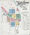 Sanborn Fire Insurance Map from Port Huron, Saint Clair County, Michigan. LOC sanborn04159 002-1.jpg