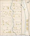 Sanborn Fire Insurance Map from Skagway, Shagway-yakutat Census Division, Alaska. LOC sanborn00127 002-3.jpg