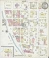 Sanborn Fire Insurance Map from Thibodaux, Lafourche Parish, Louisiana. LOC sanborn03408 002.jpg