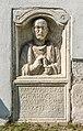 Sankt Veit Sankt Donat Pfarrkirche hl. Donatus Nischenporträtgrabstein Julius Caius 12092018 4663.jpg