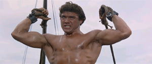 Kirk Morris - Morris in Samson and the Sea Beast (1963)