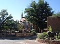 Santa Fe, New Mexico, USA - Loretto Chapel - panoramio.jpg