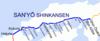 Sanyo Shinkansen map.png