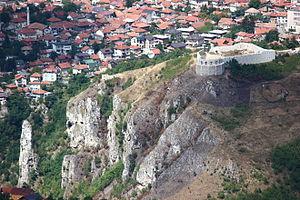 Bijela Tabija - Image: Sarajevo Bijela Tabija