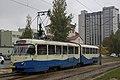Sarajevo Tram-207 Line-3 2011-10-21 (2).jpg