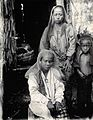 Sarawak; two Malay women and a child. Photograph. Wellcome V0037462.jpg
