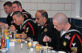Saudi navy Rear Adm. Dawi Mohammed Saad al-Otaibi, second from right, eats breakfast with U.S. Navy recruit division commanders during a visit to Recruit Training Command (RTC) at Naval Station Great Lakes 121107-N-IK959-377.jpg