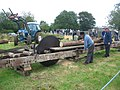 Sawing display at the 2007 Mid-Somerset Show - geograph.org.uk - 573008.jpg