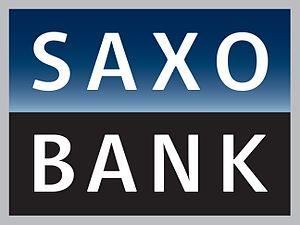 Saxo Bank - Image: Saxologo 2587x 1940 logo a 3
