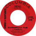 Scarborough Fair Canticle by Simon and Garfunkel US vinyl.png