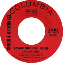 youtube scarborough fair lyrics