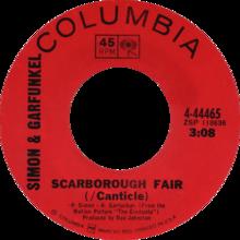 Scarborough Fair (ballad) - Wikipedia