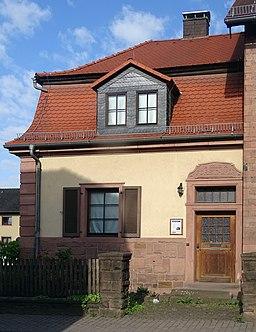 Aschaffenburger Straße in Schöllkrippen