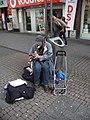 Schildergasse-Köln-Flötenspieler.JPG