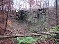 Schilfsandstein, Wurde auch zum Bau der Stiftskirche verwendet - panoramio.jpg