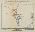 Schlacht bei Coronel (1. November 1914), 2. Die Verfolgung.png