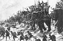 Les humains contre les éléphants  dans ELEPHANT 220px-Schlacht_bei_Zama_Gem%C3%A4lde_H_P_Motte