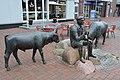 Schleswig-Holstein, Hohenwestedt, Denkmal von Siegfried Assmann NIK 2005.jpg
