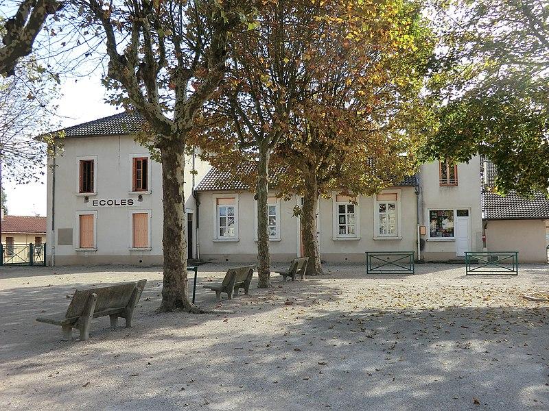 School of Niévroz.