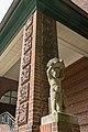 Schule Rhiemsweg (Hamburg-Horn).Eingang Hofseite.Pfeiler.5.29334.ajb.jpg