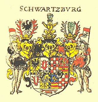 House of Schwarzburg - Coat of arms