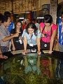 Science Career Ladder Workshop Participants Visiting Science City - Indo-US Exchange Programme - Kolkata 2008-09-17 01265.JPG