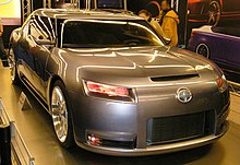 scion automobile wikipedia