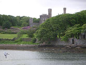 Stornoway - Lews Castle in Stornoway
