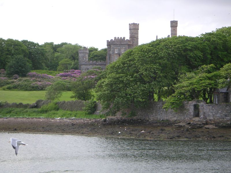 Fichier:Scotland Lewis Stornoway castle.jpg