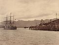 Scott's Expedition Leaving for Antarctica - 1901 (11313104776).jpg