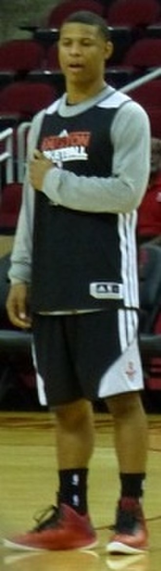 Scott Machado - Machado with the Houston Rockets in 2012