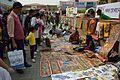 Scroll Painting Section - International Kolkata Book Fair 2013 - Milan Mela Complex - Kolkata 2013-02-03 4282.JPG