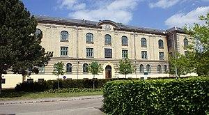 Sankt Hans Hospital - Fjordhus Department, Sankt Hans Hospital