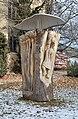 Sculpture by Franco Maschio, Millstatt.jpg