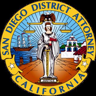 San Diego County District Attorney