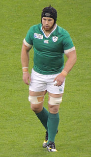 Seán OBrien (rugby union, born 1987) Irish rugby union player footballer