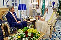 Secretary Kerry Meets With King Salman of Saudi Arabia (28598792213).jpg