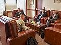 Secretary Pompeo Meets With Commander General Brooks and Chargé d'Affaires Knapper (42775689461).jpg