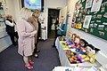Secretary of State Karen Bradley MP visits Shankill Women's Centre (26647417428).jpg