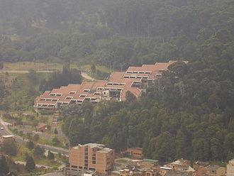 District University of Bogotá - La Macarena Campus