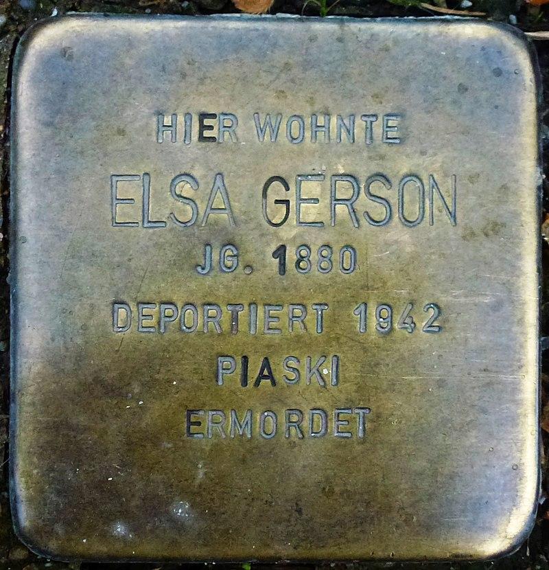 Elsa Gerson
