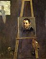 Self-portrait on an Easel in a Workshop by Annibale Carracci.jpg