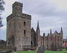 Selskar Abbey, Wexford, Ireland