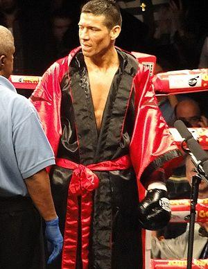 Sergio Martínez (boxer) - Martínez in 2010