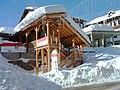 Sestriere, la sede dell'ATL MontagneDOC dopo le nevicate di dicembre 2009 - panoramio.jpg